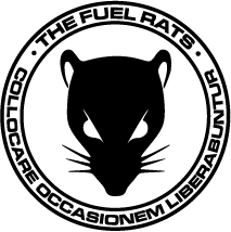 Fuel Rats Achievement Roundel