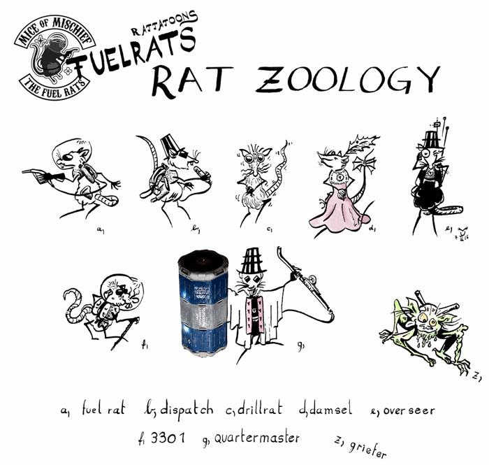 Fuel Rat Zoology